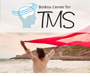 Botkiss TMS Center of San Diego Logo